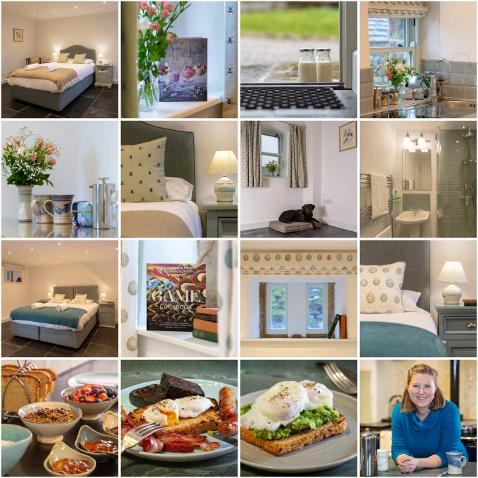 Amelia's Kitchen – B&B and Cookery School