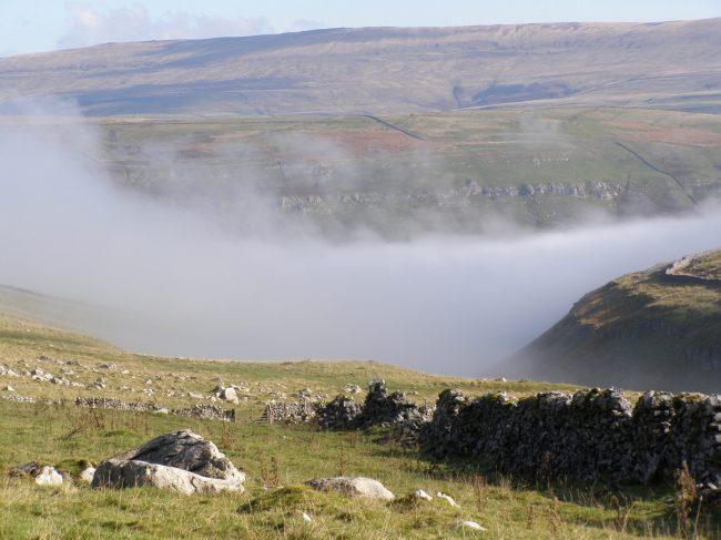 Arncliffe – Monk's Road – Hawkswick Clowder – Hawkswick – Arncliffe