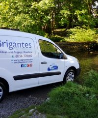 Brigantes Walking Holidays & Baggage Couriers