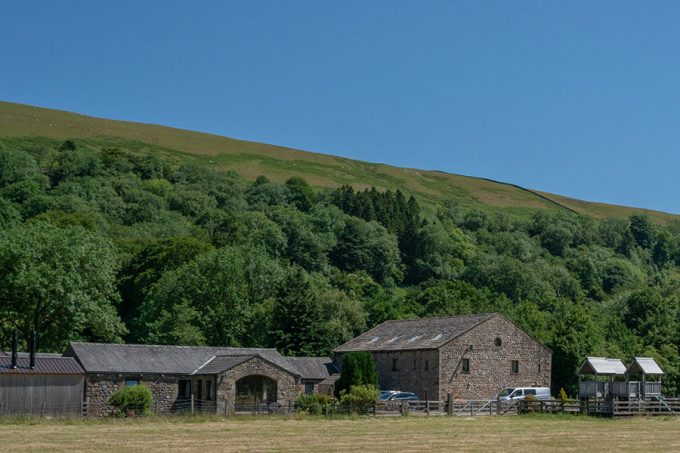 Stonelands Farmyard Cottages